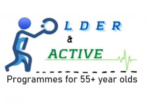 Older & Active Logo