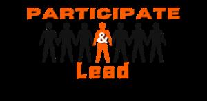 Participate & Lead Logo